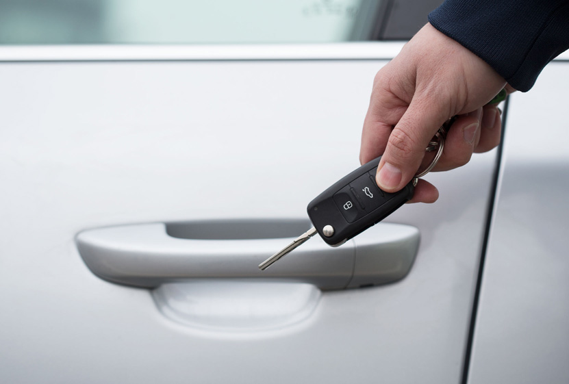 Beware The Car-Key Jammers