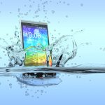 Why Water Resistant Mobile Device Sales Are Up