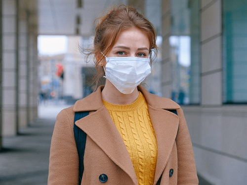 Face Masks Beat Facial Recognition