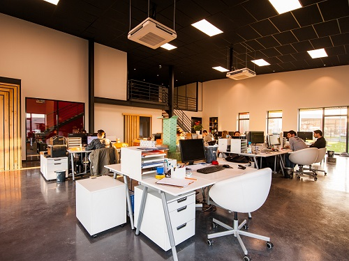 Tech Insight : Open Plan Offices Create Stress From Noise